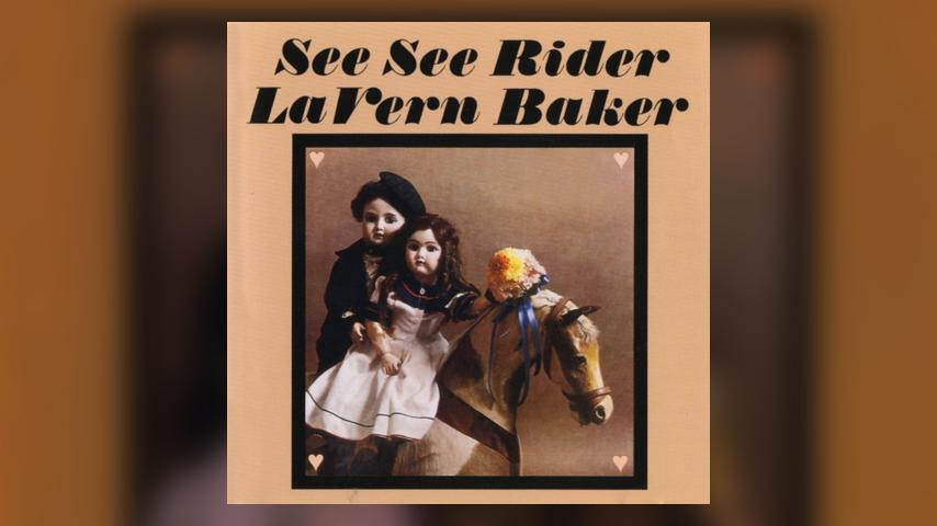 LaVern Baker SEE SEE RIDER Cover